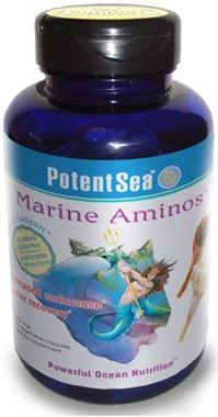 Picture of PotentSea Marine Aminos, 90 caps