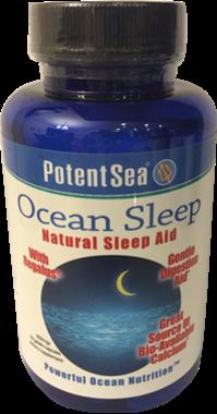 Picture of PotentSea Ocean Sleep, 90 caps